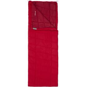 VAUDE Navajo 100 Syn Sleeping Bag dark indian red